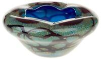 Glaschale Schale Glas im Murano Antik Stil 16cm