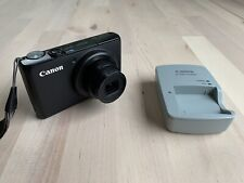 New listing Canon Powershot S95 Camera - Factory Charger Included - (Model Pc1565)
