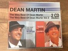 Dean Martin : The Very Best of Dean Martin Vol.1&vol 2 RARE BOX SET