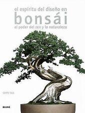 USED (VG) El Espiritu del Diseno en Bonsai: El Poder del Zen y la Naturaleza (Sp