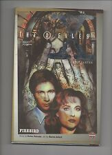 THE X FILES--FIREBIRD COMIC BOOK