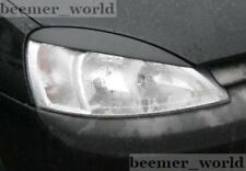 Vauxhal Corsa C eyebrows, genuine  ABS plastic headlight  00-06 eyelids spoiler