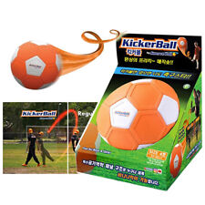 kr Kickerball + Pump Soccer Ball Shooting Balls Trick Shot foot ball spin curve