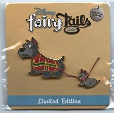 WDW - FairyTails 2019 Event -  Jock and Scamp Pin (Lady & The Tramp)