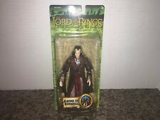 New ListingElrond of Rivendell- Lord of the Rings Fellowship of the Ring - Toybiz Figure