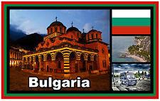 BULGARIA - SOUVENIR NOVELTY FRIDGE MAGNET - BRAND NEW - GIFT