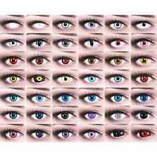 halloween kontaktlinsen jahreslinsen ebay. Black Bedroom Furniture Sets. Home Design Ideas