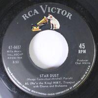 Jazz 45 Al Hirt - Star Dust / Fancy Pants On Rca Victor
