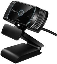 Canyon 1080p Live Streaming Webcam 1080P HD video Auto focus