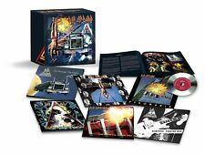 DEF LEPPARD THE CD BOXSET: VOL.1 COFANETTO 7 CD NUOVO !