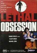 Lethal Obsession (DVD, 2003)
