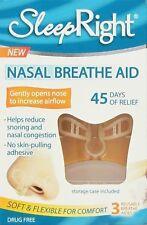 SleepRight Breathing Aid-3ct