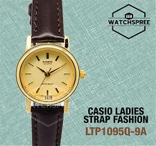 Casio Strap Fashion Ladies Watch LTP1095Q-9A