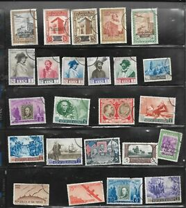 SAN MARINO -COLLECTION-34  USED  STAMPS  -SUPERB