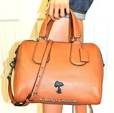 COACH X Peanuts SNOOPY LIMITED EDITION Leather Surrey Crossbody Satchel Bag NWT