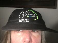 Celine Dion Head Shot Brand On Tour The Power Of Voice New Baseball Camp Cute