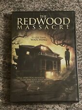 UPC 625828641961 product image for The Redwood Massacre (DVD, Unrated, David Ryan Keith Horror Film) NEW / SEALED   upcitemdb.com