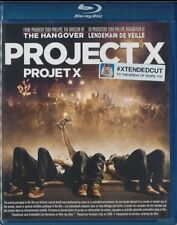 Project X (Blu-ray, 2012, Canadian, Widescreen)