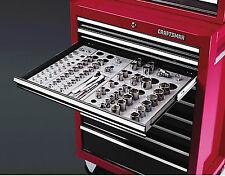 Craftsman Wrench Socket Organizer Set 6-Tray Divider Holds 195 Storage Toolbox