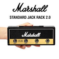 NEW Marshall Keychain Holder Key Storage Jack Rack 2.0 Vintage Guitar Amp