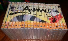 21 DVD RECORD DEGLI ANIMALI FILMATI BBC SERIE COMPLETA NUOVI SIGILLATI