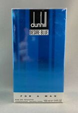 Dunhill Desire Blue 100ml 3.4 oz for Men Sealed Boxed Spray