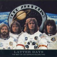 LED ZEPPELIN latter days (the best of volume 2) (CD, compilation) classic rock,