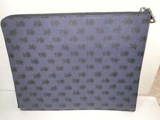 NWT Coach Tablet Case in Blue Black Badlands Folio #63321