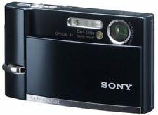 Sony DSC-T30/B Black 7.2 MP 3X Optical Zoom Digital Camera