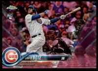 2018 Topps Chrome Update Pink Refractors #HMT15 David Bote