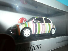 Nissan March 2007 Striped edition (Micra) J Editions Collection 1:43 Scale New.