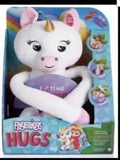 WowWee Fingerlings Hugs GiGi magical Unicorn Hard To Find toy Must have