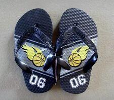 "LOT of Empire Little Boys Sport-Themed Flip-Flop Sandals ""LOT OF 50"""