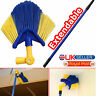 Telescopic Extendable Handle Long Cobweb Brush Reach Cleaning Cob Web Pole Dust