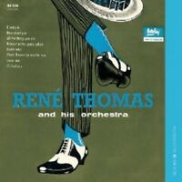 RENE THOMAS - AND HIS ORCHESTRA  CD NEW