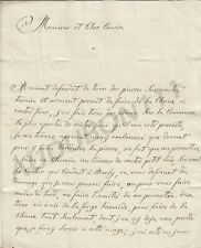 Yvoir, Namen - Manuscript 1776  (U387)