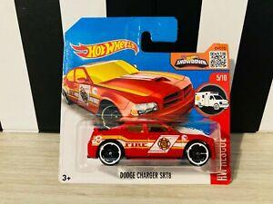 Hot Wheels Dodge Charger SRT8 HW Rescue 2016 215/250 DHT05 Treasure Hunt