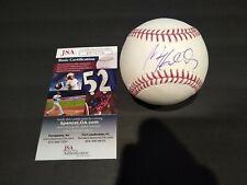 MATT HOLLIDAY SIGNED BASEBALL JSA COA St. Louis Cardinals autograph MLB