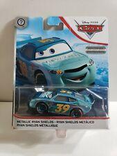 Disney Pixar Cars - Metallic Ryan Shields - 2019  New release - Scavenger Hunt