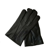 Men's genuine leather Unlined Gloves