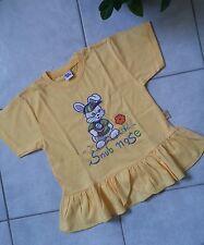 """Niedliches Hasen Bunny T-Shirt Shirt """"Ding Dong"""" NEU Gr.98/104"""