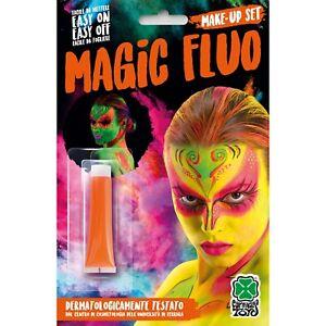 Carnival Toys 9412 : Set Maquillage Tube Teint Orange Magic Fluo Ml. 20 Ca