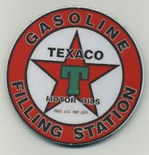 Texaco Gasoline COASTER - Motor Oil - Filling Station