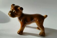 Boxer  hund Goebel Hummel 1957 Figur.