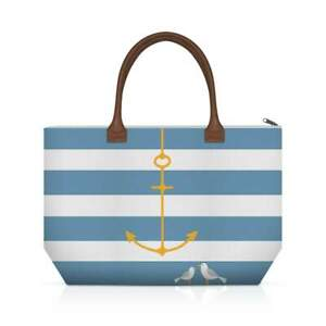 Paperproducts Design Anchor Canvas Tote Bag (604078)