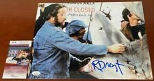 Richard Dreyfuss Signed Autographed 11x14 Photo Jaws Matt Hooper Jsa Coa Witness
