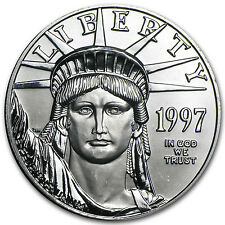 1997 1 oz Platinum American Eagle BU - SKU #50127