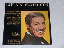 45 tours EP - Jean SABLON - CLOPIN-CLOPANT - 1964