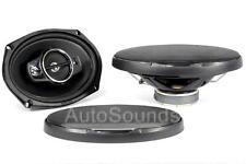 "Kenwood KFC-6985PS 600 Watts 6"" x 9"" 4-Way Coaxial Car Audio Speakers 6""x9"" New"