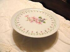 "Shafford MCMLXXXII   Dessert Time Porcelain Serving Platter 10"""